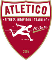 atletico fit center amelia logo